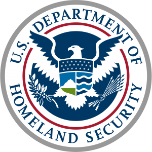 Dept Homeland Security client logo