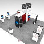 Trade show Exhibit Rental services in Las Vegas