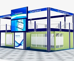 30x40-double-deck-exhibit-green-walls-LR