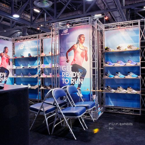 Beautiful Inline Exhibit Rental