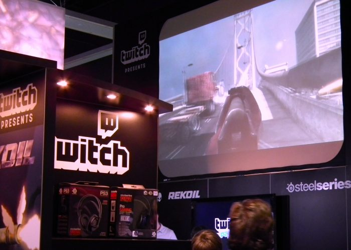 Twitch E-3 rental Los Angeles